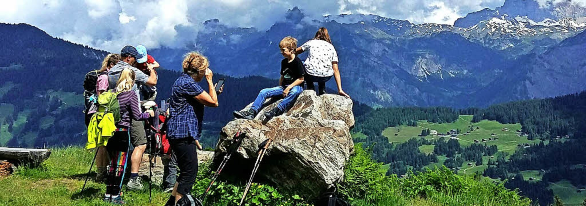 <BZ-FotoAnlauf>Schwarzwaldverein: </BZ...istern und für Wanderungen motivieren.  | Foto: Hans-Martin Schaller