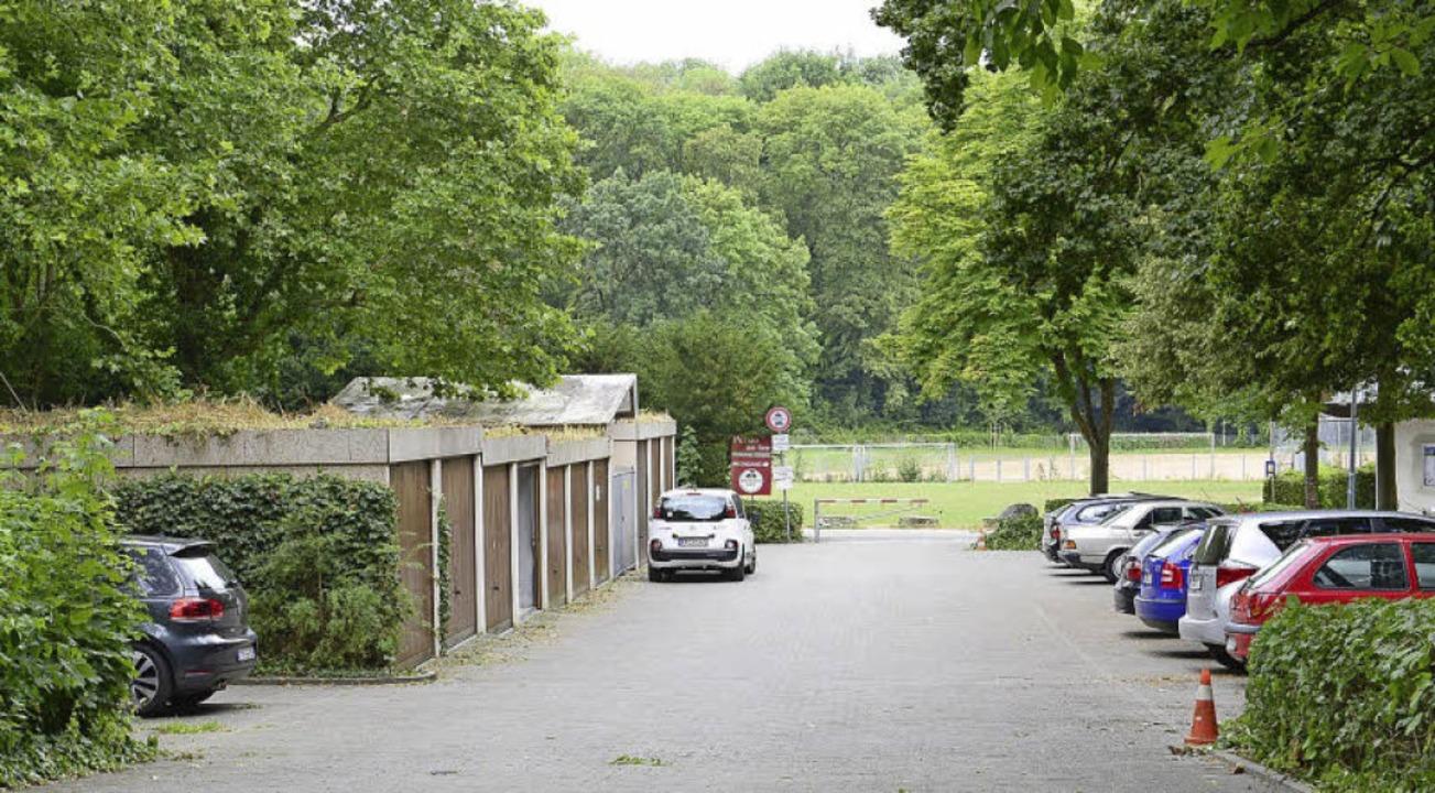 Auch die Garagenhöfe werden in die Überlegungen einbezogen.  | Foto: Ingo Schnneider
