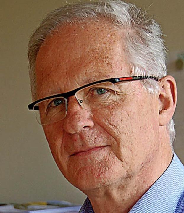 Geschäftsführer Martin Roll   | Foto:  hrö