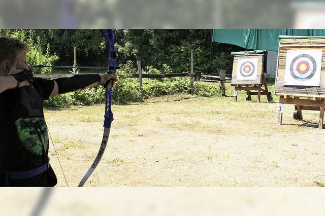 Bogensport entwickelt sich positiv