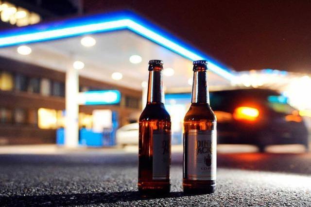 Die Hürden für ein Alkoholverbot sind zu hoch, beschwert sich die Stadt Offenburg