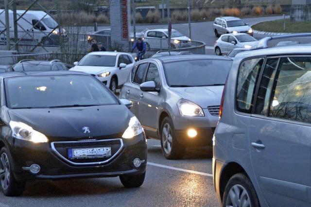Mehr Autos, aber Unfälle rückläufig