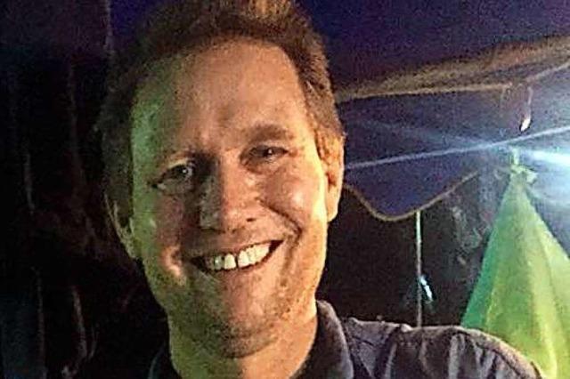 Ein Held, der keiner sein will – Richard Harris ist einer der Retter von Thailand
