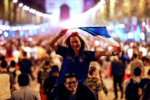 Der Stachel von 2016 als Motivation für Frankreich im Finale