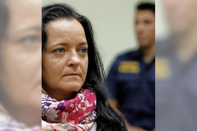 NSU-Prozess endet mit Höchststrafe für Zschäpe