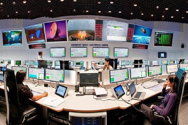 Europas Tor zum Weltraum: Besuchen Sie Europäische Raumfahrtkontrollzentrum ESOC in Darmstadt!