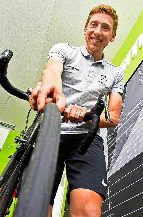 Fahrradexperte Florian Geyer  | Foto: Michael Bamberger