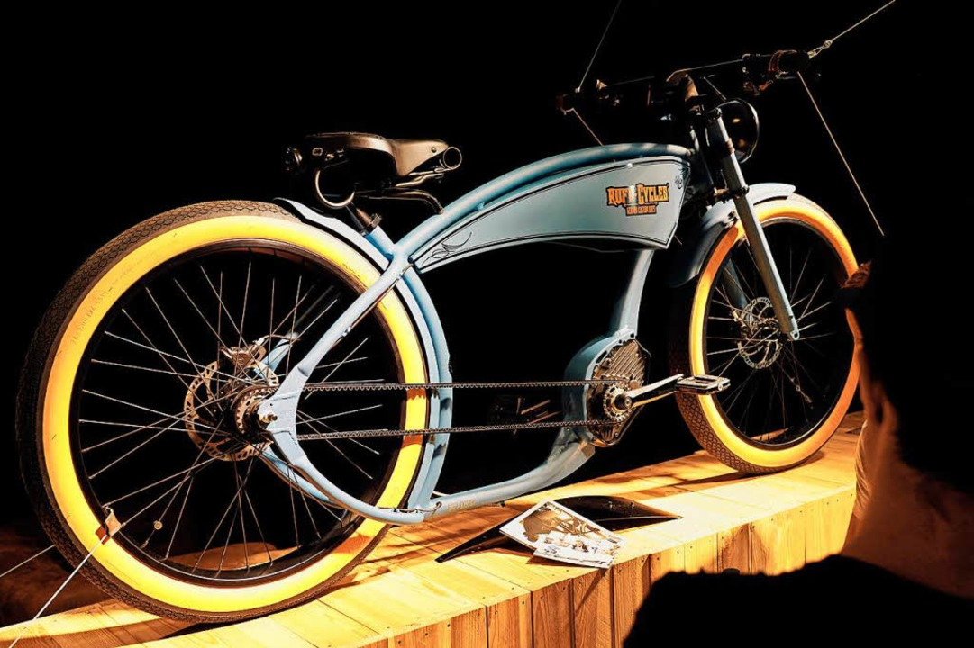 Retro-Bikes – die Branche bleibt innovativ.  | Foto: Anja Koehler