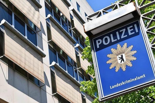 Rechtsextremismus-Verdacht gegen Ermittler der Berliner Polizei