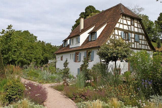 Tag der offenen Gartentür in Herbolzheim-Bleichheim