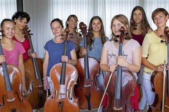 Konzert der Muskschule Offenburg in der St. Mattias-Kirche