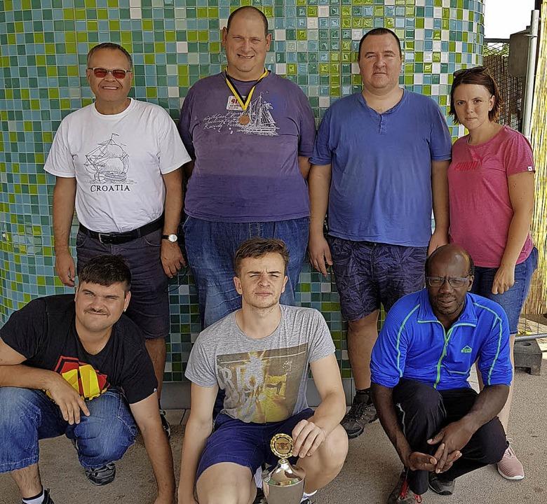 <BZ-FotoAnlauf>Schwimmen:</BZ-FotoAnla...(SC Potsdam) und  David Nagele (VSG).   | Foto:  Privat