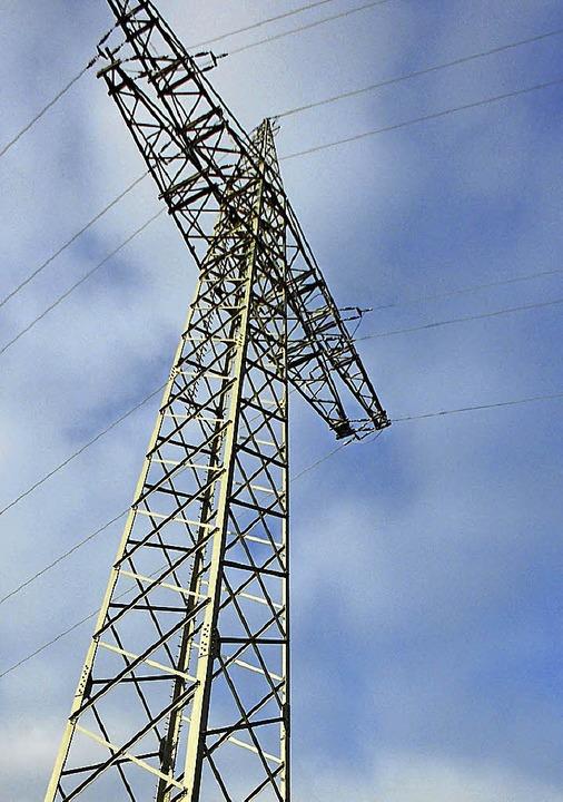 Die Stromkonzession läuft mit diesem Jahr aus.    Foto: Langelott