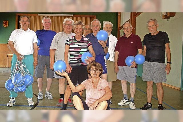 DRK hält Senioren mit Gymnastik fit