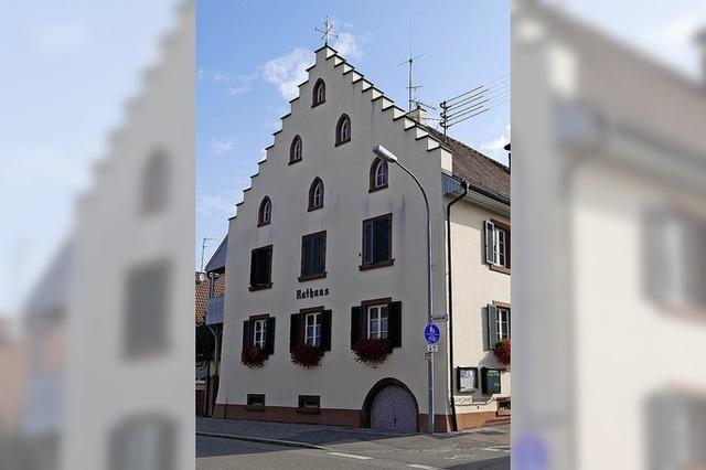 Rathaus wird zu Wohnhaus