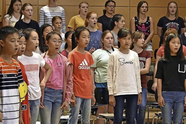Deutsch-chinesischer Jugendchor