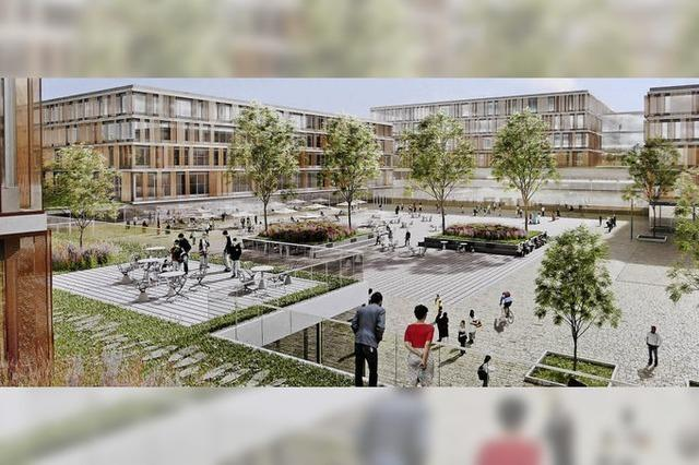 Stadt startet Klinikplanung