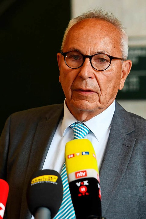 Bernd Max Behnke  | Foto: dpa