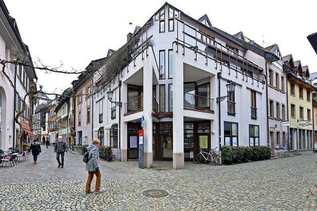 Lange verwaiste Ladenflächen in der Konviktstraße sind nun vermietet