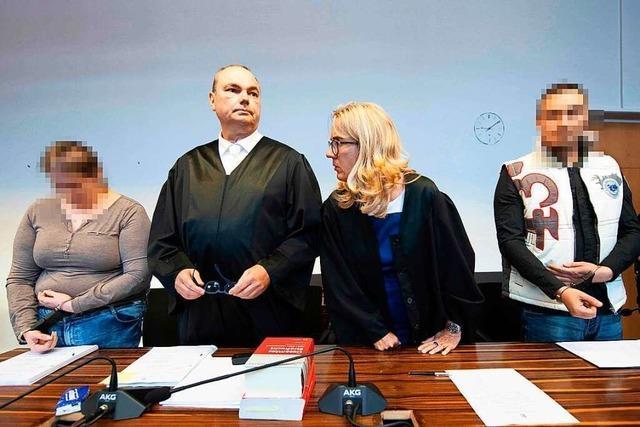 Endspurt im Verfahren gegen Christian L. und Berrin T.