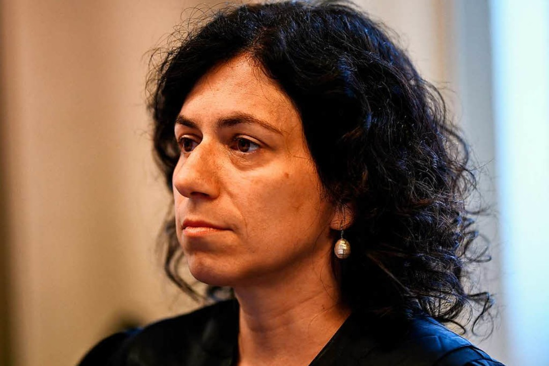 Nebenklagevertreterin Katja Ravat  | Foto: dpa