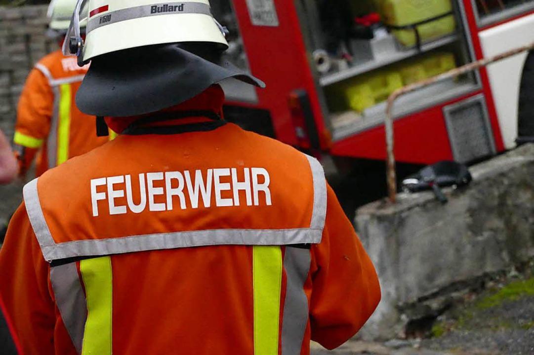Glimpflich ist ein Küchenbrand in Inzl...on einem Einsatz in Rheinfelden 2018).  | Foto: Ralf H. Dorweiler