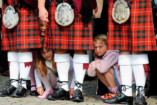 Warum die Schotten ihren Kilt lieben – und auch Deutsche ihn kaufen