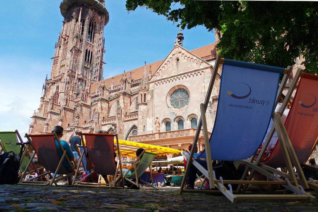 In Freiburg sollen laut Stadtverwaltun...werden – vorrangig an Touristen.  | Foto: Günter Hammer