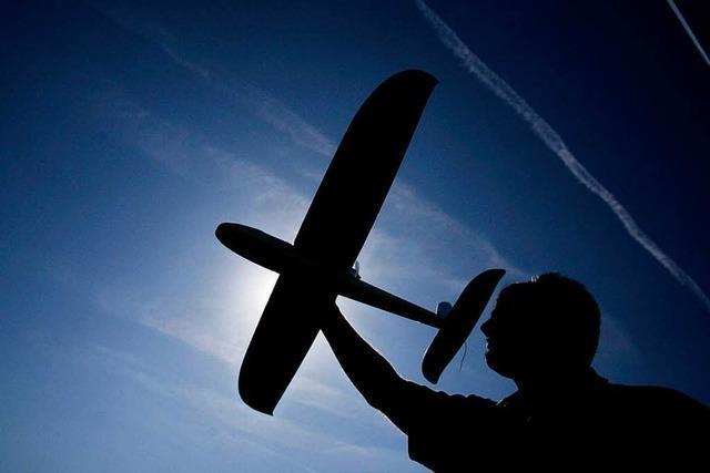 Besitzer von Modellflugzeug gesucht