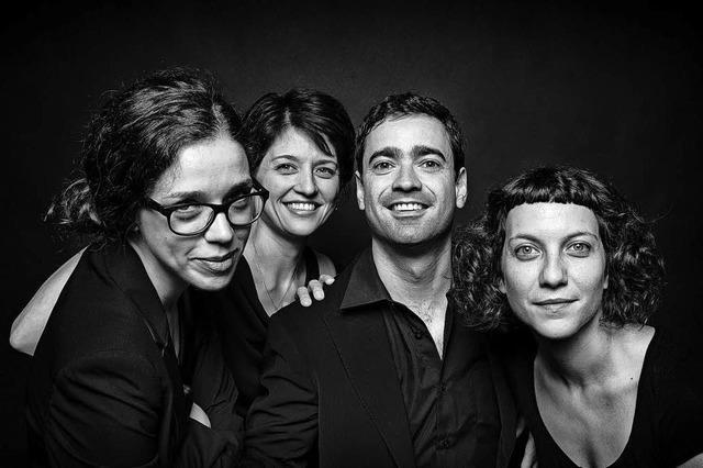 Dalia Quartet aus Spanien präsentiert Cantos del Sol in Offenburg