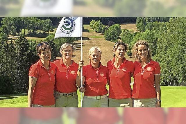 Golfclub ist erfolgreich