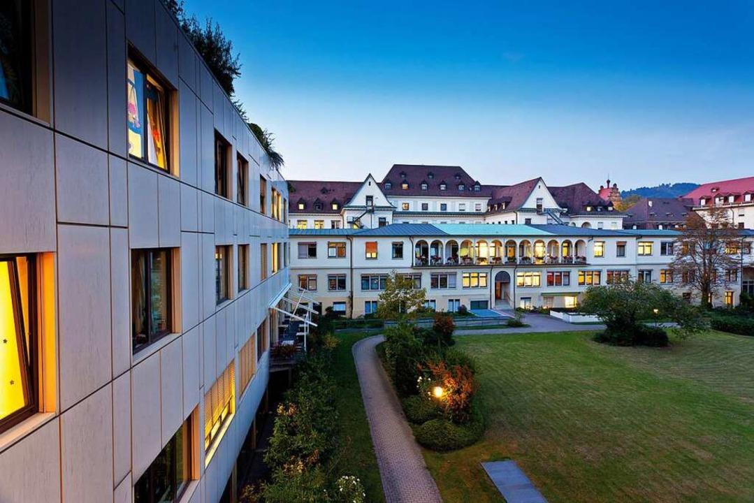 Heute Teil des Josefskrankenhauses: das Hedwigshaus   | Foto: RKK-Klinikum
