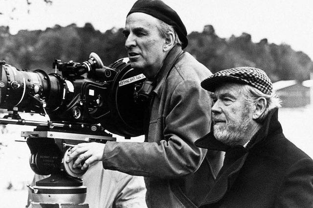 Ingmar Bergman hat die Leinwand zur Bühne gemacht