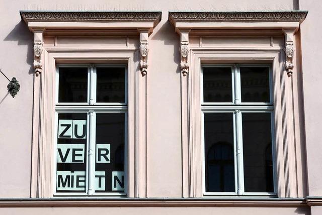 Es ist wenig ermutigend, was die Freiburger Leerstandsfahnder bisher vorweisen