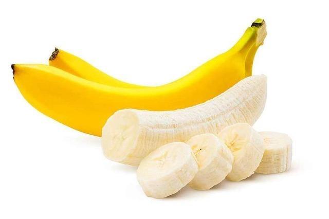 Wertvoller Snack: die Banane