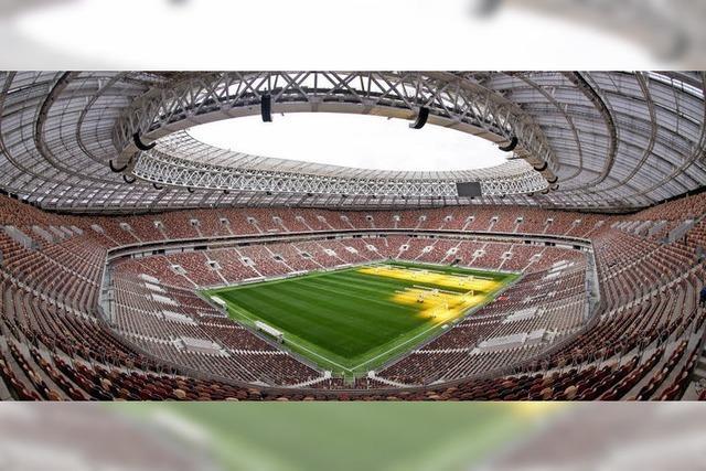 Beim UEFA-Pokal-Spiel 1982 kam es im Moskauer Stadion zu einer Massenpanik