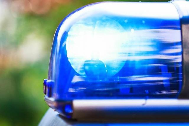 Zeugen nach tödlichem Verkehrsunfall mit zwei Todesopfern in Gaggenau gesucht