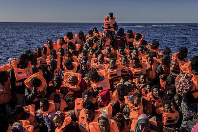 UN schließen Migrationspakt