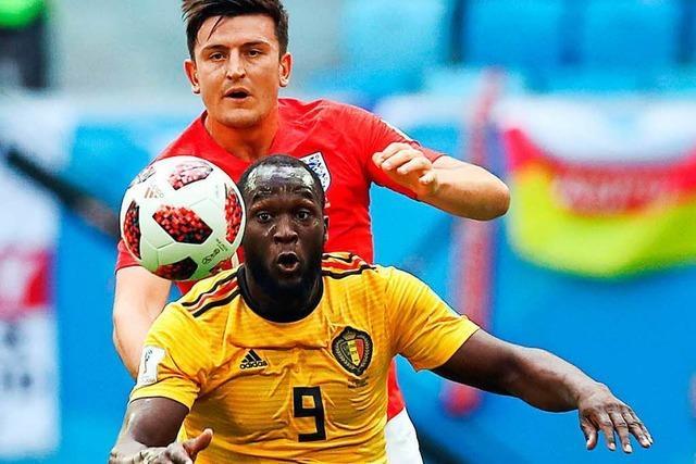 Belgien sichert sich Platz drei - 2:0 gegen schwache Engländer