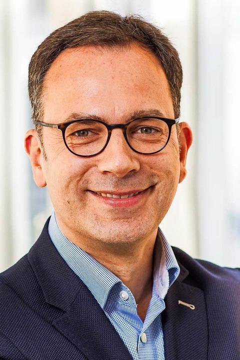 Freiburger Neuropathologe Marco Prinz.    Foto: Britt Schilling