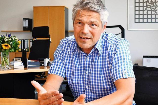 Finanzbürgermeister Breiter über Horn: