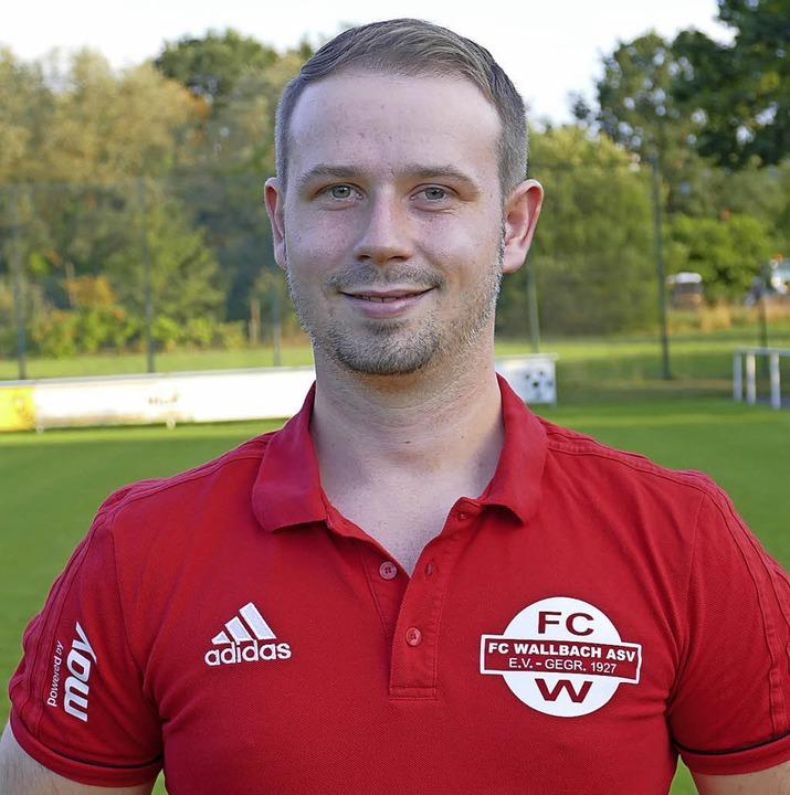 Jan Weiß ist neuer Kassenwart des FC Wallbach.   | Foto: Hrvoje Miloslavic