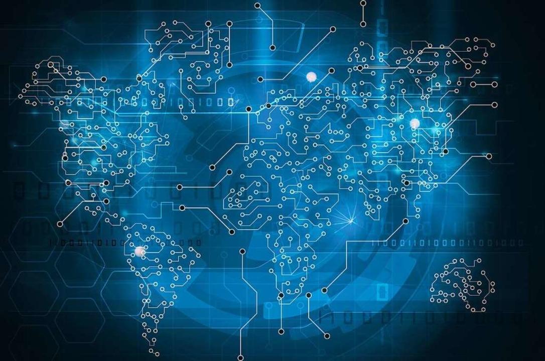 Weltweit sammeln Firmen und Staaten ständig private Daten.    Foto: santiago silver - stock.adobe.com