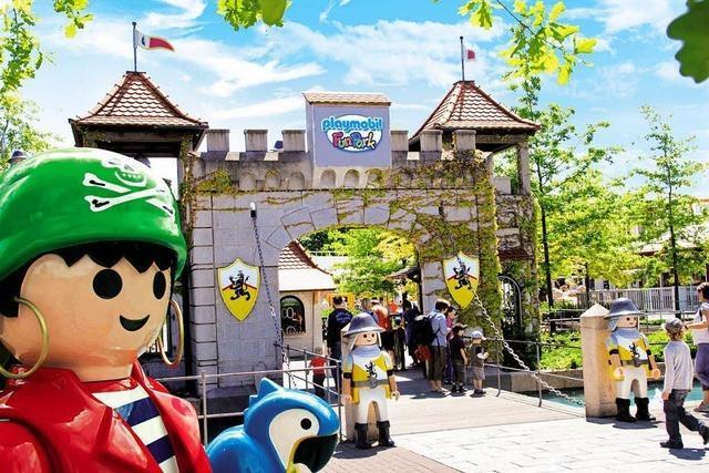 Gewinne einen Kurzurlaub mit deiner Familie in Nürnberg – inklusive Eintritt in den Playmobil-Funpark!