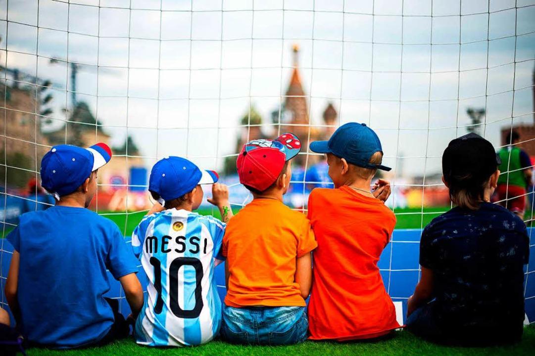 Was bleibt von der WM 2018?  | Foto: AFP