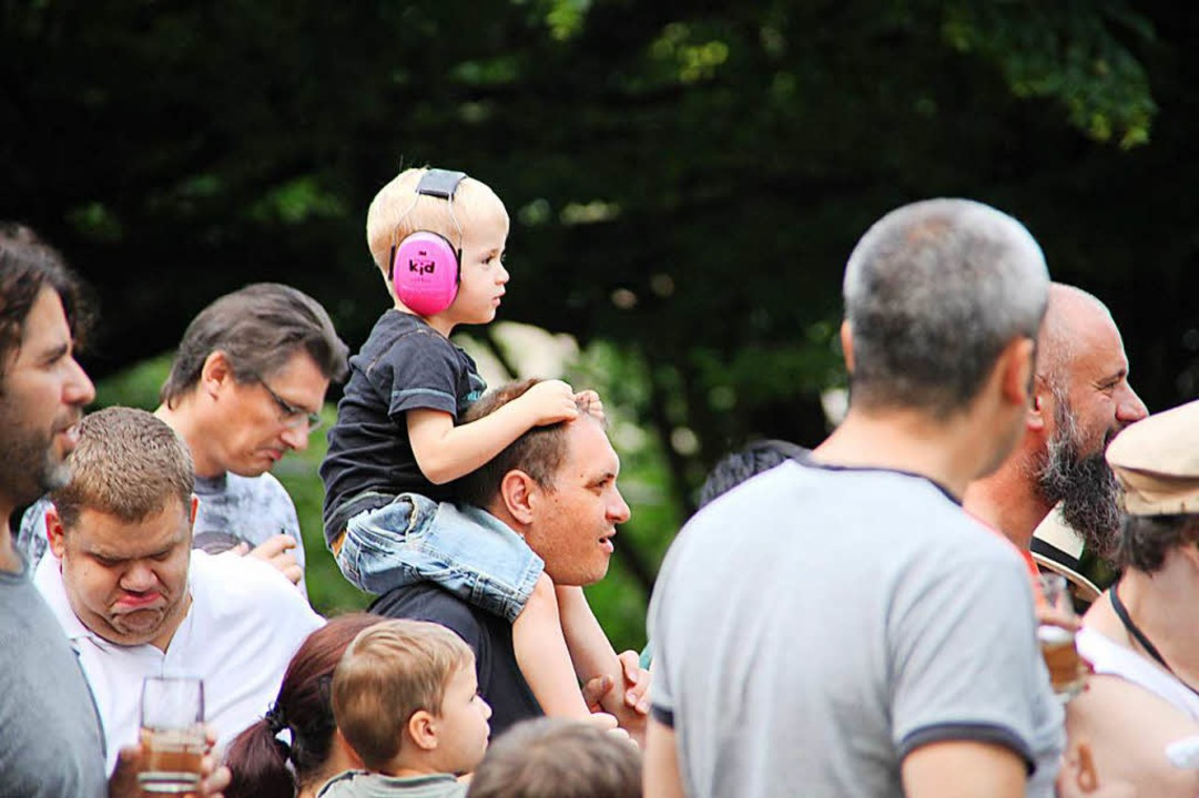 Markhof rockt ist auch ein Familienfest  | Foto: Pressefoto: St. Josefshaus Herten
