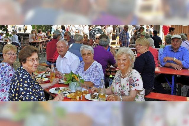Gemeindefest im Domhof