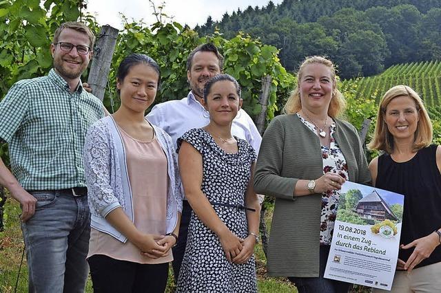 Der Vogtsbauernhof hat die Liebe zum Wein entdeckt