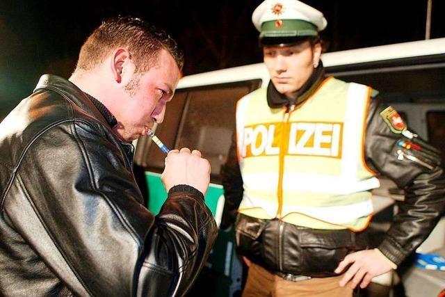 Alkohol am Steuer: Welche Strafen drohen bei wie viel Promille?