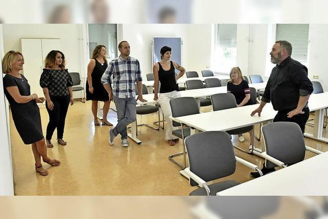 Tag der offenen Tür der Fachschule für Altenpflege